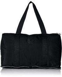 Kipling Honest Solid Packable Duffle Bag - Black