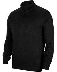Nike Bv0396-010 Golf Shirt - Black