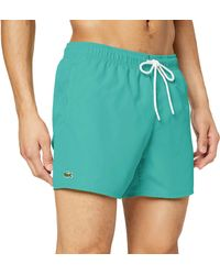 Lacoste Mh6270 Shorts - Blau