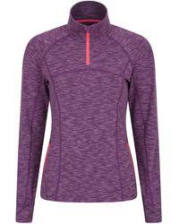 Mountain Warehouse Fast Drying Ladies - Purple