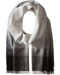 CALVIN KLEIN 205W39NYC - Ombre Wool Scarf - Lyst
