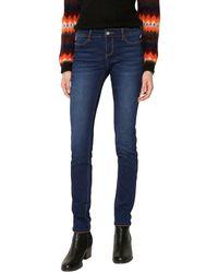 Desigual - Second Skin Skinny Jeans - Lyst