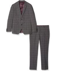 Esprit Collection 129eo2m004 Suit - Grey