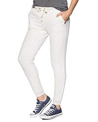 Rip Curl Cosy Track Jogging Trousers - White