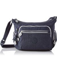 Kipling Womens Gabbie Crossbody Bag - Gray