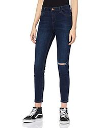Dorothy Perkins Curve Authentic Non Rip Darcy Jeans Skinny Donna