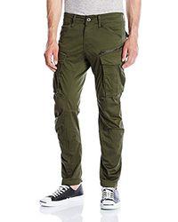 G-Star RAW Rovic Zip 3d Tapered - Green
