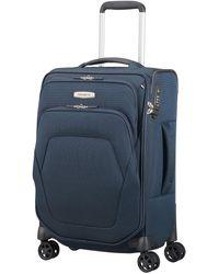 Samsonite Spinner 55/20 Length 35cm Bagage - Bleu