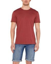 Esprit 029ee2k037 T-shirt - Pink
