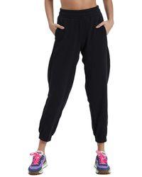 PUMA Rebel Sweatpants Black S - Schwarz