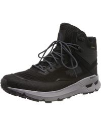 The North Face M Safien Mid Gtx High Rise Hiking Boots - Black