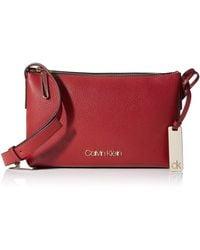 Calvin Klein Borse a tracolla - Rosso