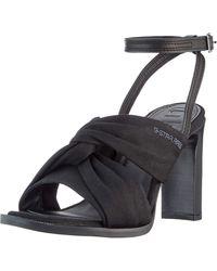 G-Star RAW Knot-marina Heel Flip Flops - Black