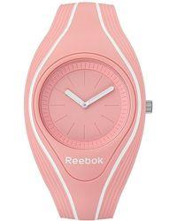 Reebok Analogue Quartz Rf-rse-l2-pqiq-qw - Pink