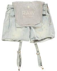 G-Star RAW Arc Boyfriend Short Overalls - Multicolour
