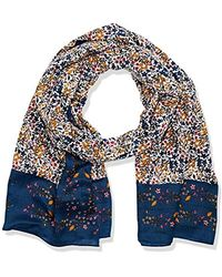Pepe Jeans Mar Scarf, (multi 0aa), One Size - Blue