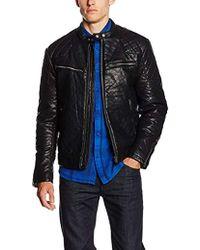 Wrangler The Biker Black Jacket