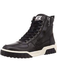 DIESEL Le S-RUA Sneaker Mid - Noir