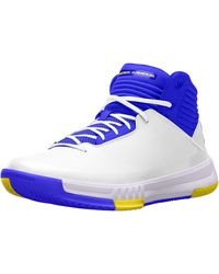 Under Armour UA Lockdown 3 Chaussures de Basketball Homme