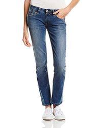 Tommy Hilfiger Hilfiger Denim Suzzy NMST Jeans Donna - Blu