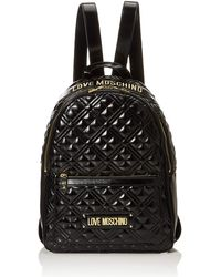 Love Moschino Borsa Quilted Nappa Pu Nero 's - Black