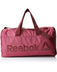 Reebok Act Core S Grip Sporttasche - Mehrfarbig
