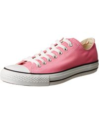 Converse All Star Chuck Taylor Lo Top - Pink