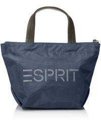 Esprit Accessoires Noos Cleo Handb 's Top-handle Bag - Blue
