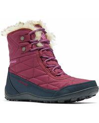 Columbia Minx Shorty Iii Snow Boot - Marrone