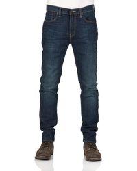 Levi's - Levis Jeans 512 Slim Taper FIT 28833-0227 Dunkelblau - Lyst