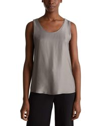 Esprit Collection Collection 030eo1k333 T-shirt - Grey