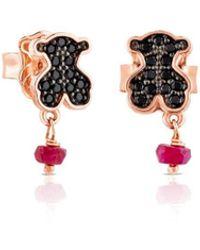 Tous Vermeil Boutons d'oreilles - 314933500 - Multicolore