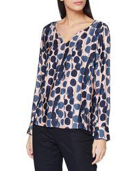 Esprit Collection 100EO1F306 Camicia da Donna - Blu