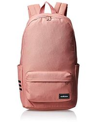 adidas Classic 3-Stripes Backpack ED0278 - Rose