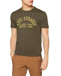 Levi's - In Neck - T-Shirt - Manches Courtes - - Lyst