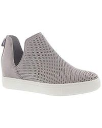 a336a05e701 Lyst - Steven by Steve Madden Canares High Top Sneaker in Black