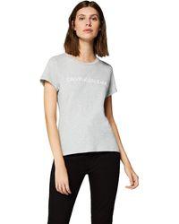 Calvin Klein J20j207879 Core Institutional T-shirt - Grey
