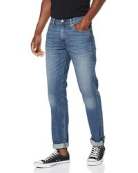 Levi's 511 Slim Fit Jean - Bleu