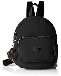 Kipling Mini Backpack, Sacs portés Dos Femme - Noir
