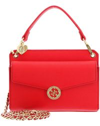 Guess Holdall Mini Flap Red - Rosso
