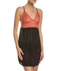 Guess Nuisette tulle - Noir