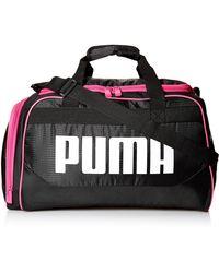 PUMA Evercat Dispatch Duffel - Black