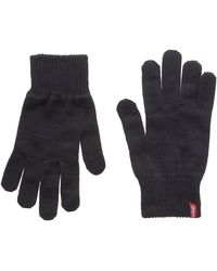 Levi's Ben Touch Screen Gloves Gloves - Blue