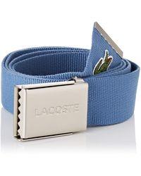 Lacoste RC2012 Cintura - Blu