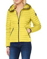 Superdry Core Down Jacket - Yellow