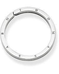 Thomas Sabo Anello Donna argento sterling - KR13-001-12 - Metallizzato