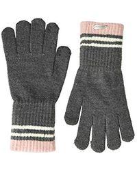 Steve Madden 3 Stripe Magic Glove - Grigio