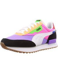 PUMA - Sneaker Future Rider pink - Lyst