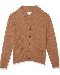 Goodthreads Soft Cotton Cardigan Summer Sweater Pull - Multicolore