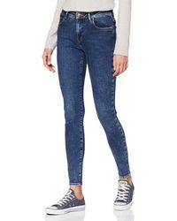 Wrangler Skinny Jeans - Blu
